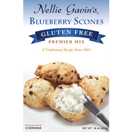 Blueberry Scones Gluten-Free Mix
